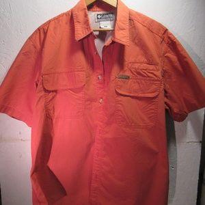 Columbia Men's short-sleeve XCO shirt M
